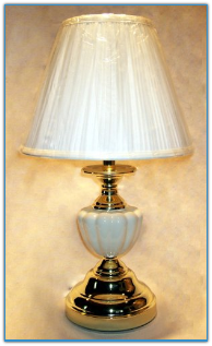 Ivory Touch Lamp