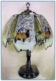 Elk Touch Lamp