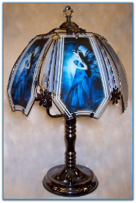 Fairy Touch Lamp