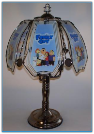 Family Guy Touch Lamp