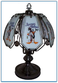 Small Looney Tunes Touch Lamp