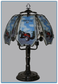 1949 F8N Ford Tractor Touch Lamp