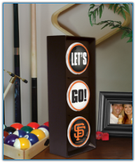 San Francisco Giants - Flashing Let's Go Light