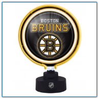 Boston Bruins - Neon Desk Lamp