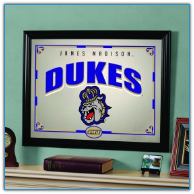 James Madison Dukes - Framed Mirror