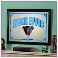 Maine Black Bears - Framed Mirror