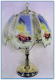 Monte Carlo Racing Touch Lamp