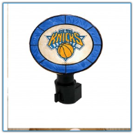 New York Knicks - Art Glass Night Light
