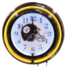 Pittsburgh Steelers Double Neon Clock
