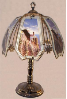 Eagle-Lighthouse Touch Lamp