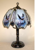 Flying Eagles Touch Lamp