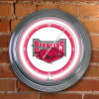 Arkansas Razorbacks - Neon Light Wall Clock