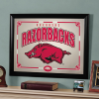 Arkansas Razorbacks - Framed Mirror