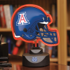 Arizona Wildcats - Neon Helmet & Cap Desk Lamp