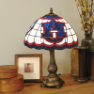 Auburn Tigers- Stained-Glass Tiffany-Style Table Lamp