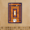 Clemson TIgers - Single Art Glass Light Switch Cover