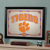 Clemson Tigers - Framed Mirror