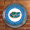 Florida Gators - Neon Light Wall Clock