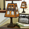 Illinois Fighting Illini - Art Glass Table Lamp