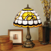 Iowa Hawkeyes - Stained-Glass Tiffany-Style Table Lamp