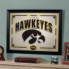 Iowa Hawkeyes - Framed Mirror