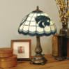 Kansas State Wildcats - Stained-Glass Tiffany-Style Table Lamp