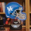 Kentucky Wildcats - Neon Helmet & Cap Desk Lamp