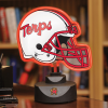 Maryland Terps - Neon Helmet & Cap Desk Lamp
