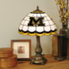 Missouri Tigers - Stained-Glass Tiffany-Style Table Lamp