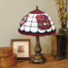 North Carolina State Wolfpack - Stained-Glass Tiffany-Style Table Lamp