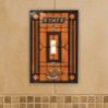 Oklahoma State Cowboys - Single Art Glass Light Switch Cover