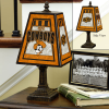 Oklahoma State Cowboys - Art Glass Table Lamp