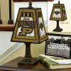 Purdue Boilermakers - Art Glass Table Lamp