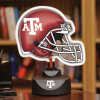 Texas A&M Aggies - Neon Helmet & Cap Desk Lamp