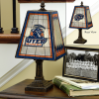 Texas El Paso Miners - Art Glass Table Lamp