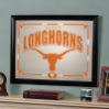 Texas Longhorns - Framed Mirror