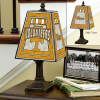 Tennessee Volunteers - Art Glass Table Lamp