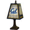 California Berkeley Golden Bears - Art Glass Table Lamp