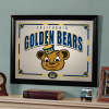 California Berkeley Golden Bears - Framed Mirror