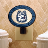 Connecticut Huskies - Art Glass Night Light