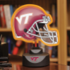 Virginia Tech Hokies - Neon Helmet & Cap Desk Lamp