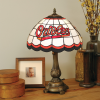 Baltimore Orioles - Stained-Glass Tiffany-Style Table Lamp