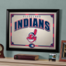 Cleveland Indians - Framed Mirror