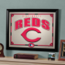 Cincinnati Reds Framed Mirror