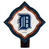 Detroit Tigers  - Vintage Art Glass Night Light
