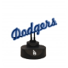 Los Angeles Dodgers - Neon Script Desk Lamp