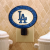 Los Angeles Dodgers - Art Glass Night Light