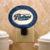 San Diego Padres - Art Glass Night Light