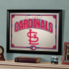 St. Louis Cardinals - Framed Mirror