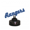 Texas Rangers - Neon Script Desk Lamp